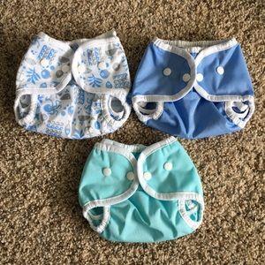 Thirsties diaper covers
